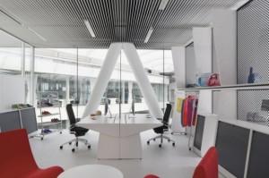1kinzo-300x199 Современный офис