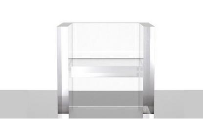 2funkc Функциональные стол и прозрачный стул