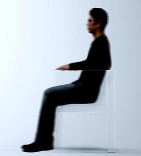 3funkc Функциональные стол и прозрачный стул