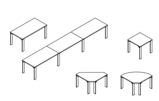 1konfst Конференц стол