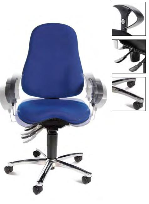3stulj Офисные стулья Топстар