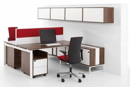 дизайн офиса мебель