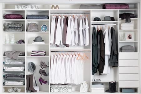для хранения одежды