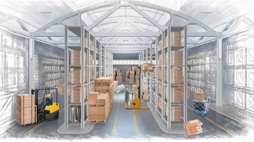 мебель требования к складскому помещению