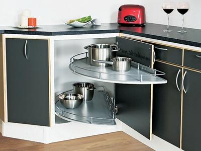 2shkaf Как обустроить маленькую кухню