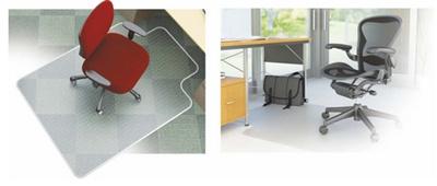 2pmeb Офисная мебель царапает напольное покрытие: что делать?