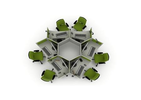 Особенности выбора офисной мебели для персонала