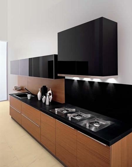 1kux-1 Современные кухни на заказ в интересном исполнении.