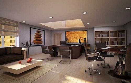 1meb-of Мебель в дизайн-проекте офиса