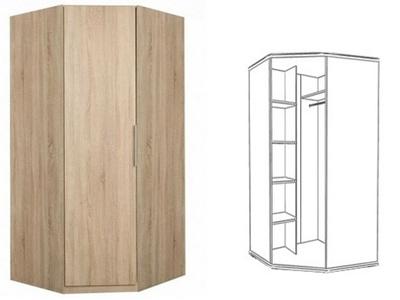 1shkaf Угловой шкаф: выбор конструкции