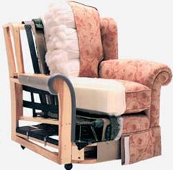 обивка мебели ремонт