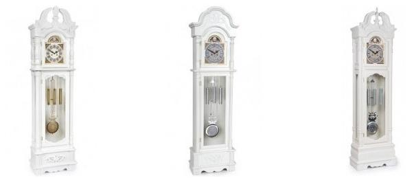 2chsi Напольные часы в интерьере