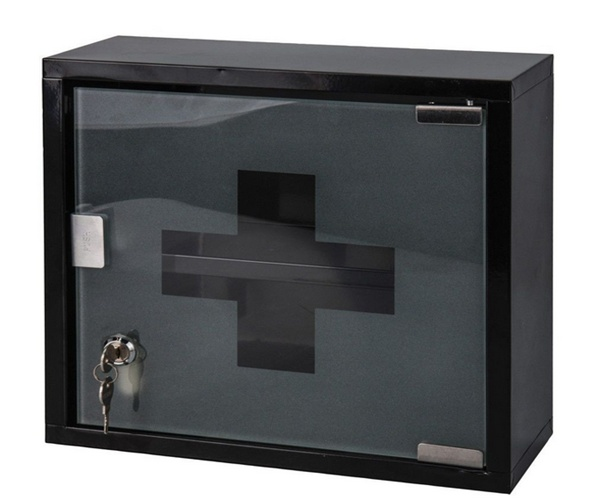 4apt Аптечка метал шкаф