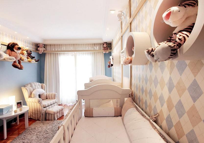 1detsk 4 совета по созданию уютной, стильной комнаты грудного малыша