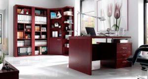 Офисная мебель из ценных пород