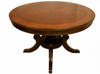 мебель стол обеденный круглый