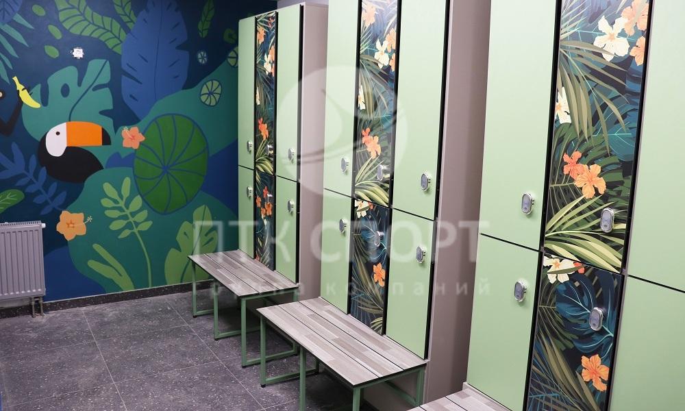 4plasmeb Разновидности шкафов для спортивных раздевалок