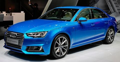 2aud4 Audi отмечает 25-летие выпуска моделей RS