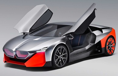 2bmvrem BMW Vision M раскрывает планы на будущее для идеальной машины