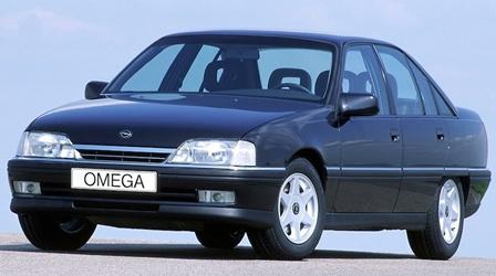 2opelom Вы когда-нибудь слышали об Opel Lotus Omega?